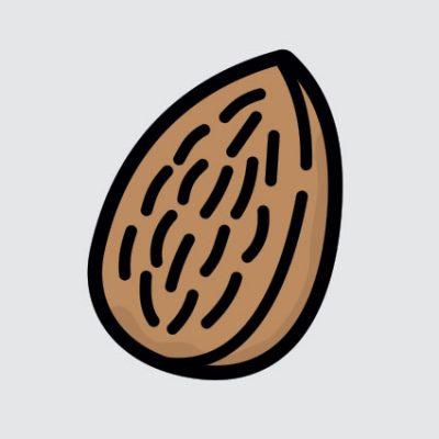 Pobiranje mandljev