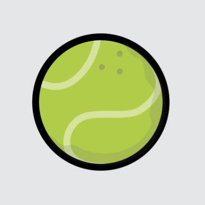 Pobiranje tenis žogic